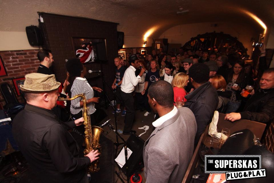 Superskas live ska 2tone 2 tone two tone