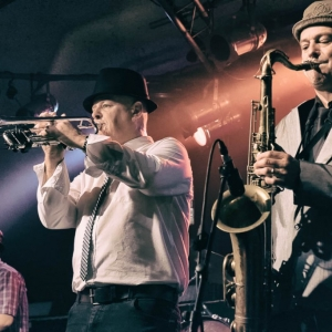 Superskas live ska 2tone 2 tone two tone horns trumpet sax