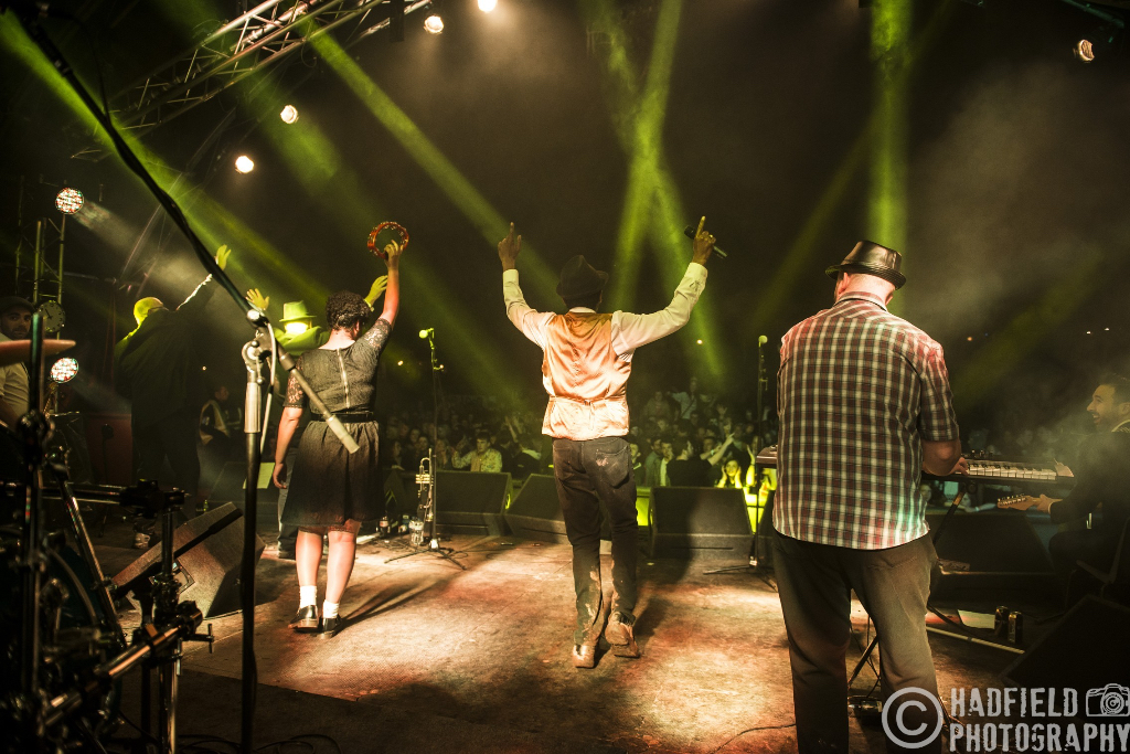 Superskas live ska 2tone 2 tone two tone encore crowd festival