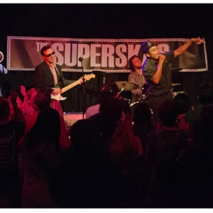 Superskas live ska 2tone 2 tone two tone Newhampton Arts Centre